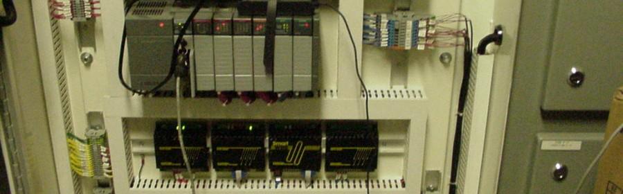 Inside Main Control Panel